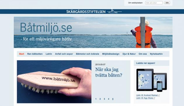 Båtmiljö.se