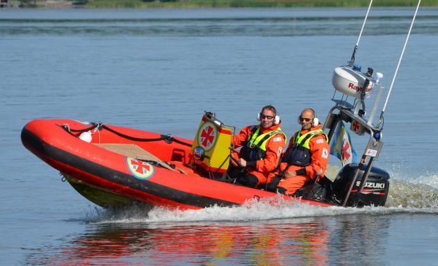 Rescue Strängnäs, Sjöräddningssällskapet